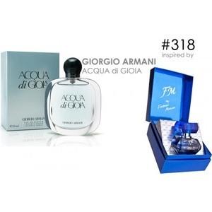 Parfum FM 318 Giorgio Armani - Acqua di Gioia (Original Import Eropa)