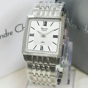 ALEXANDRE CHRISTIE AC8437 Silver White