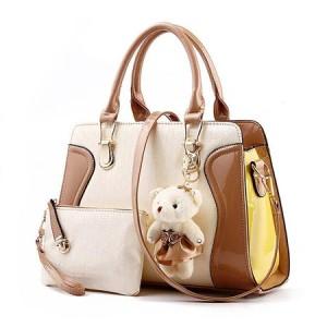 tas korea 545 Tas fashion korea handbag import wanita T545
