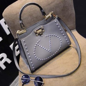 tas korea 538 Tas fashion korea handbag import wanita T538