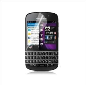 Anti gores screen protection untuk Blackberry Q10