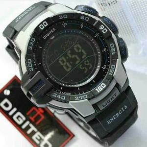 Jam Tangan Digitec Type DG-2070T Digital Original