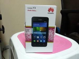 Huawei Y3 Limited Batik Edition Garansi RESMI PT.  TRIKOMSEL