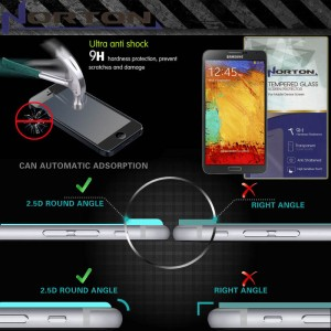 Norton Tempered Glass Samsung Galaxy Note 3 N9000