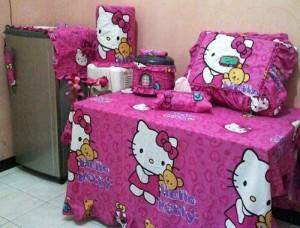 set dapur/kitchen set/home set/set taplak meja makan