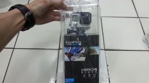 GOPRO 4 BLACK