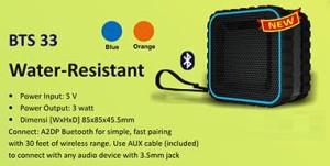 Bluethoot Speaker BTS-33 Promo