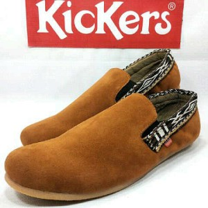 sepatu kickers casual #10 (addict3D)