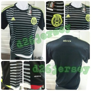 Jersey Mexico Away 2015/2016 (Gold Cup Champions)