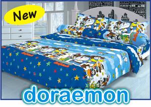 Sprei Fata Signature Doraemon 160x200