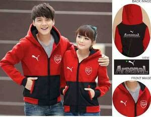 Couple Jaket Arsenal