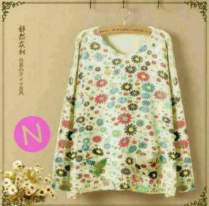45218-flow pocket blouse/ Grosir fashion Wanita Berkualitas