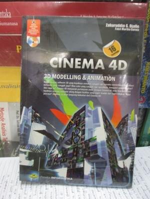 Cinema 4D : 3D Modelling & Animation