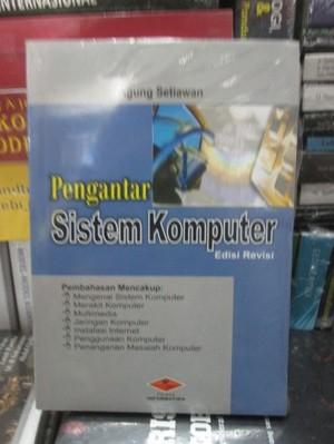 Pengantar Sistem Komputer Edisi Revisi