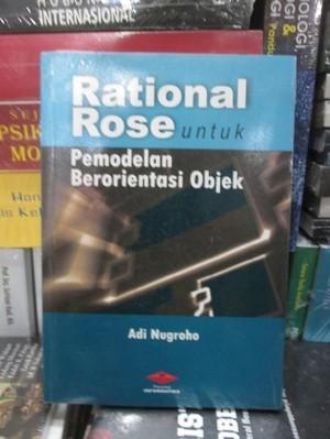 Rational Rose Untuk Pemodelan Berorientasi Objek