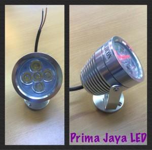 lampu tanam 5 watt outdoor