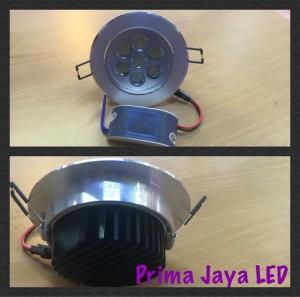 lampu downlight 7 watt