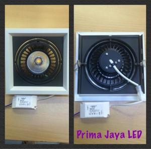 lampu downlight 18 watt