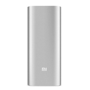 Xiaomi Power Bank 16000 mAh - Silver Original