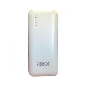 Robot Power Bank 5200 mAh - RT5500 Putih Original