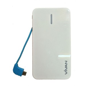 Vivan Power Bank M-04S 4000mAh - Putih