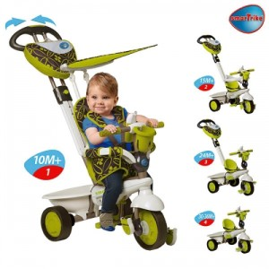 Smart Trike Dream 4 in 1 Green