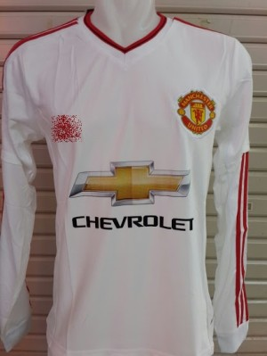 Jersey Bola Manchester United Away 2016