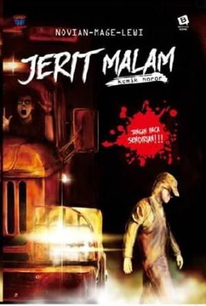 Jerit Malam Komik Horor