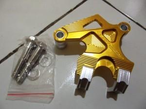 tutup caliper 2 TONE HONDA GOLD