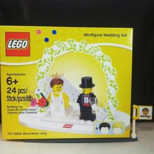 Lego Original Wedding Set