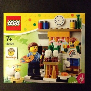 Lego Original Easter Set