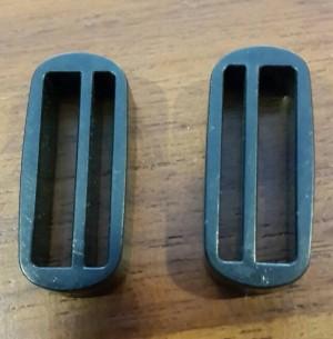 Mask Strap Clip (black)