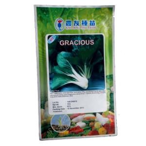 Known You Seed Gracious Pa Tsai - Benih Pak Choy Hijau -10 gram
