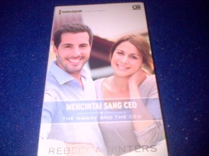 The Nanny and The CEO - Mencintai Sang CEO by Rebecca Winters