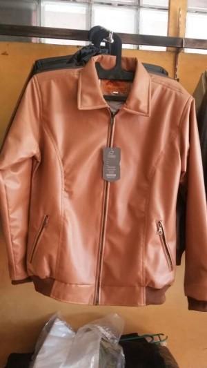 jaket kulit murah/jaket kulit motor/jaket formal/jaket laki-laki baru