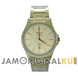 Alexandre Christie AC8363MSW - Jam Tangan Pria Original