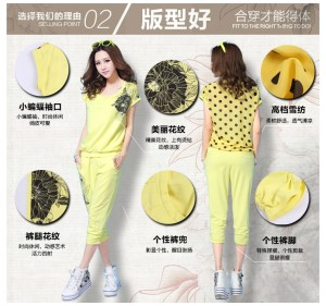 Baju FASHION color YELLOW LS35286