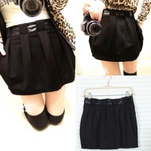 Celana/SweaterKorea Wanita Fashion Color BLACK S9723