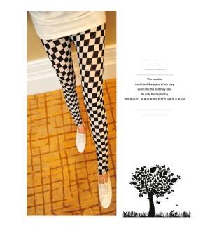 Celana Wanita Fashion Korea Impor Color AS P6454