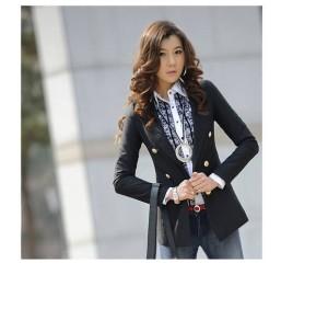 Baju Wanita impor korea color BLACK J30085