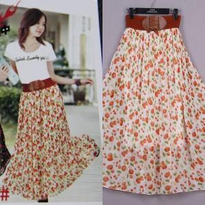 Celana/SweaterKorea Wanita Fashion Color Orange S13086