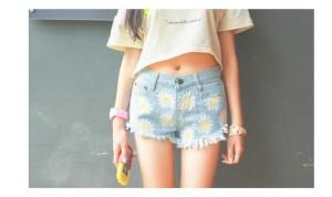 Celana Wanita Fashion Cantik Color AS P34882