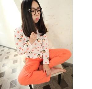 Baju WANITA CANTIK color ORANGE RED LS8126