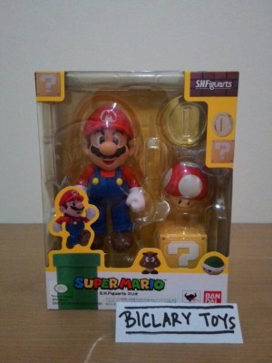 SHF Super Mario Bandai ORI