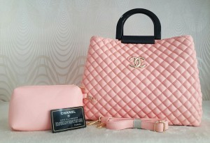 Tas Chanel 008 Set Pouch