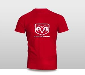 Kaos Baju Pakaian Otomotif Motor Dodge Murah