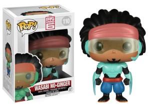 Funko Pop! Wasabi No Ginger (Disney Big Hero 6)