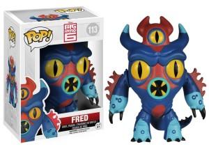 Funko Pop! Fred (Disney Big Hero 6)