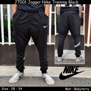 JT001 Jogger Nike Training Black