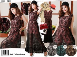 Long Dress Online Murah I am Carol Long Dress 8119
